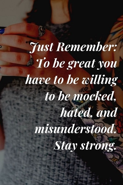 most inspiring stay strong quotes