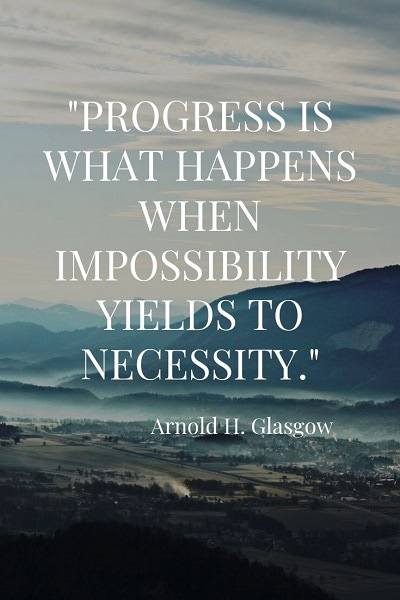 most powerful quotes about progress