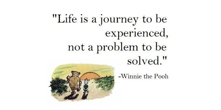 motivational winnie the pooh quotes