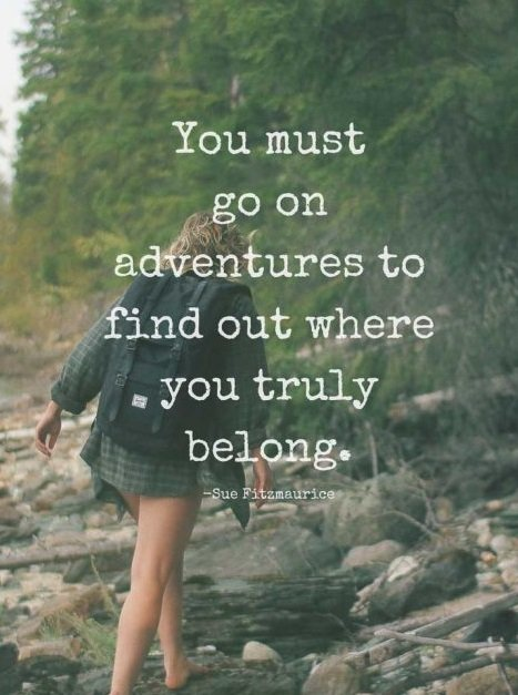 outdoor adventure quotes