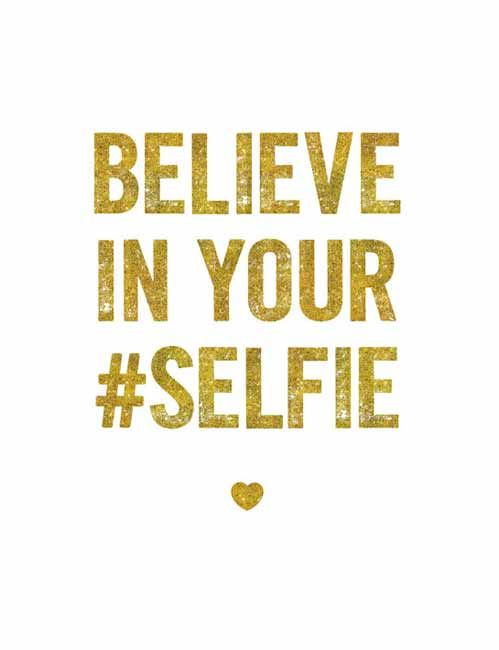 selfie quotes and captions