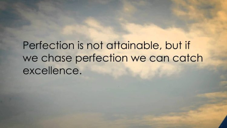 vince lombardi quotes perfection