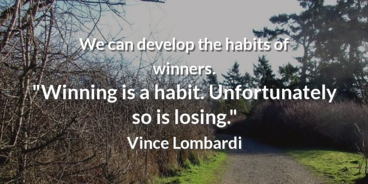 vince lombardi quotes winning is a habit