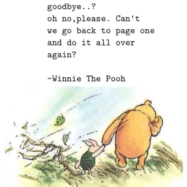 87 EXCLUSIVE Winnie The Pooh Quotes That We Should All ...