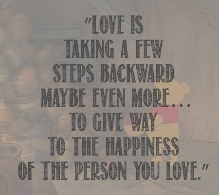 winnie the pooh quotes about love