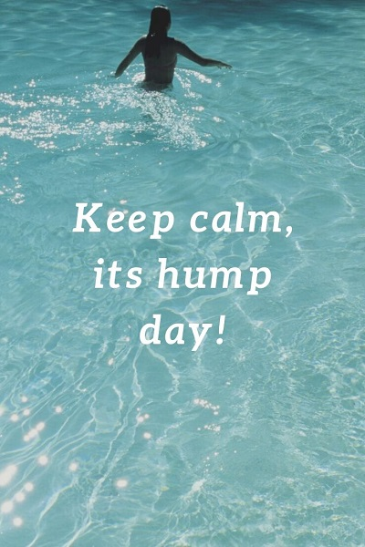 witty wednesday quotes hump day