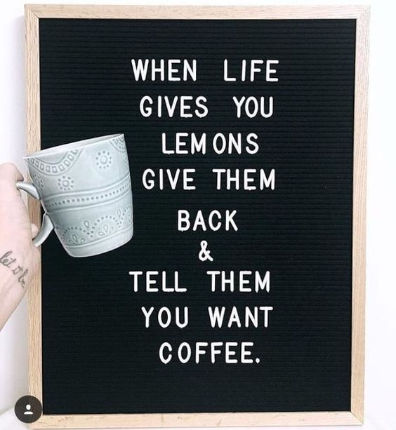 amazing quotes about coffee
