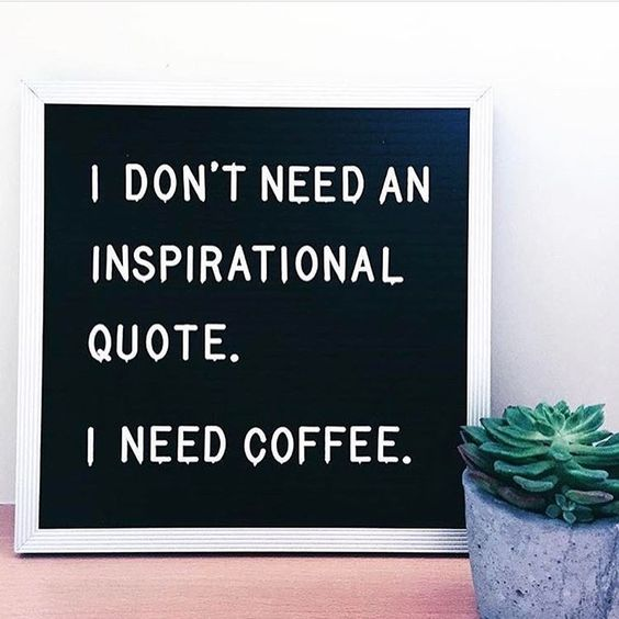 awesome coffee quotes