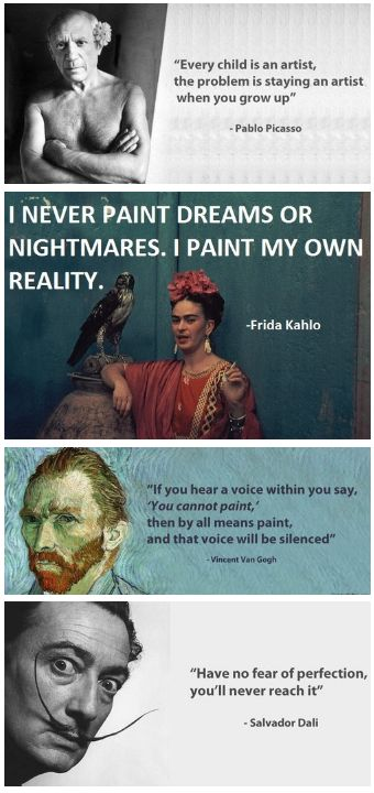 best drawing quotes and sayings