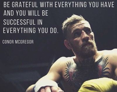 conor mcgregor best quotes
