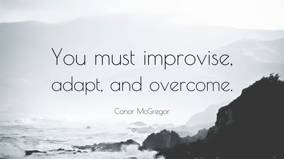 conor mcgregor improve quotes