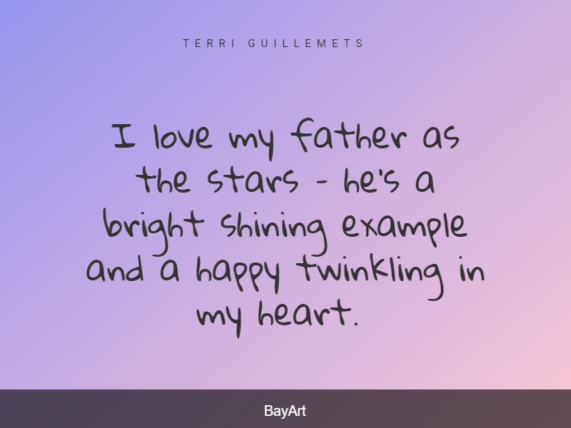 dad daughter quotes