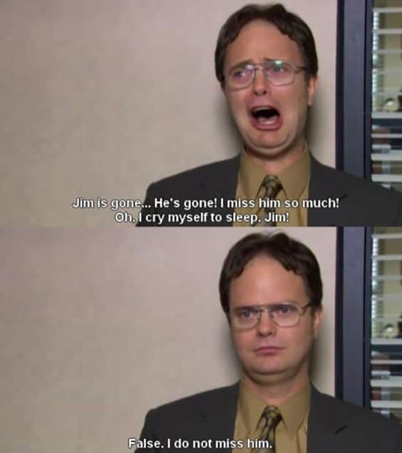 dwight schrute motivational quotes