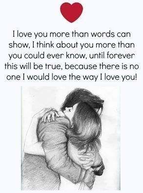 i love you more than anything in my life images