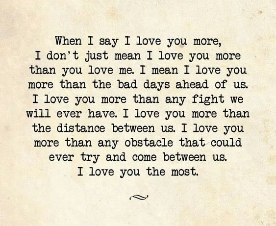 315 I Love You More Than Quotes Straight From The Heart Bayart