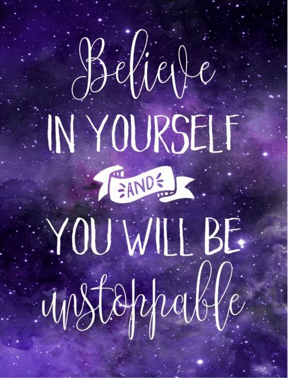 inspirational confidence quotes
