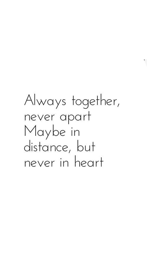 135+ UNIQUE Long Distance Relationships Quotes - BayArt