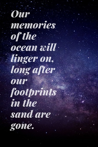 most famous beach quotes