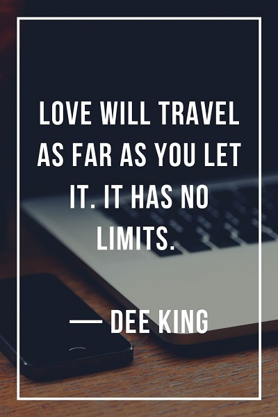most famous long distance relationships quotes