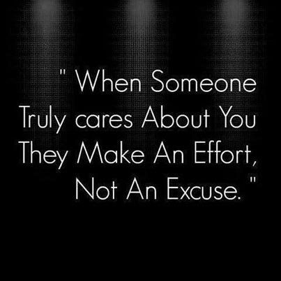 quotes on excuses