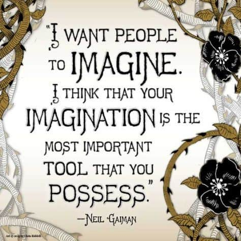 best imagination quotes