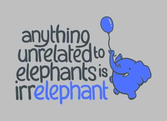 elephant quotes images
