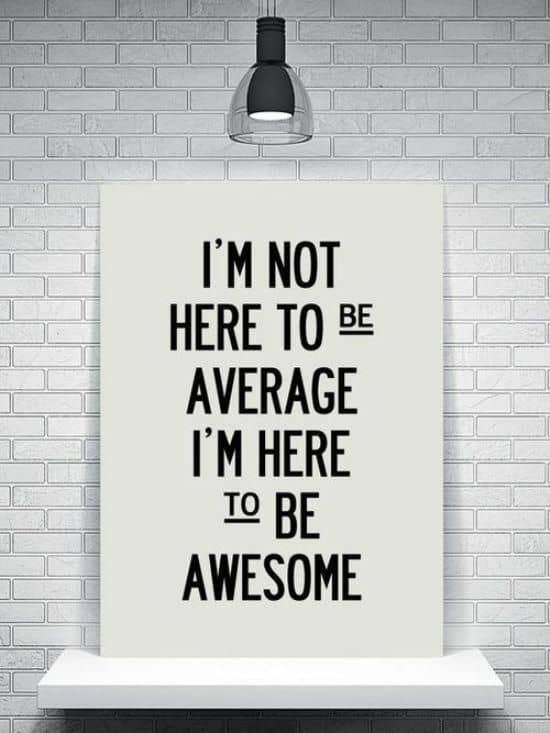 eric thomas quotes about being awesome
