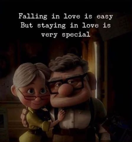 falling in love everyday quotes
