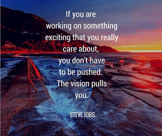 famous vision quotes