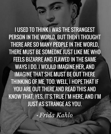 frida kahlo famous quotes