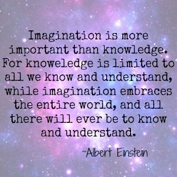 imagination quotes albert einstein