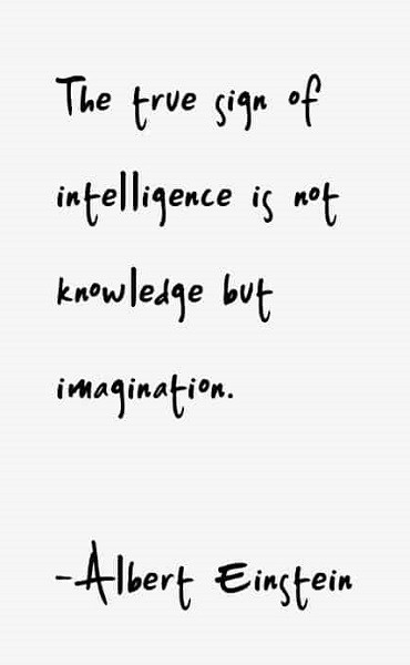 imagination quotes einstein