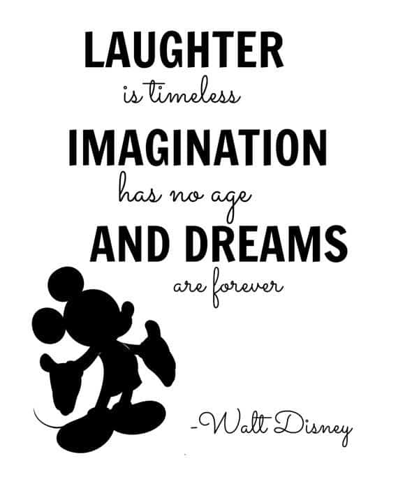 imagination quotes walt disney