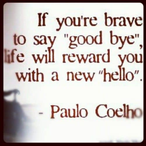thoughtfully goodbye quotes farewell sayings that mean more