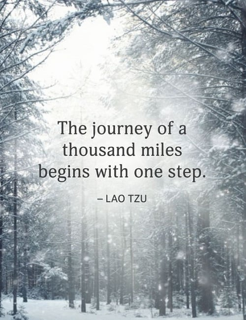 lao tzu quotes on journey
