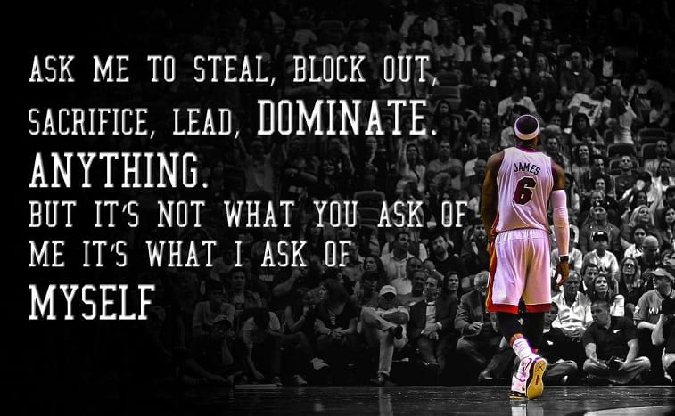 lebron james best quotes