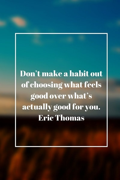 most famous quotes by Eric Thomas