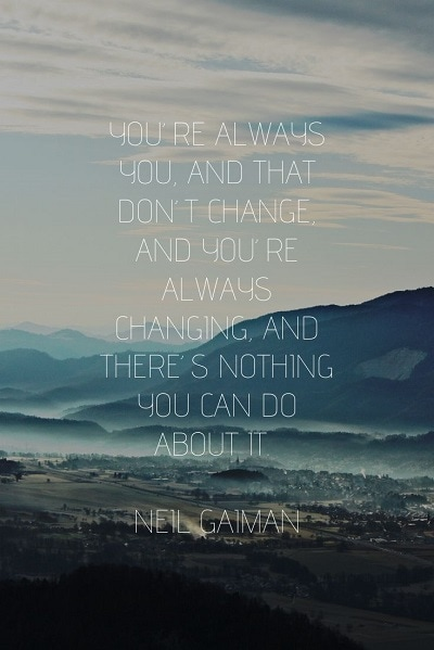 most inspirational people change quotes