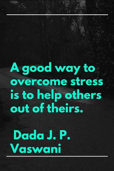 most inspirational stress quotes