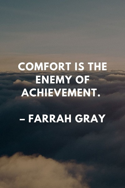 most inspiring comfort zone quotes images