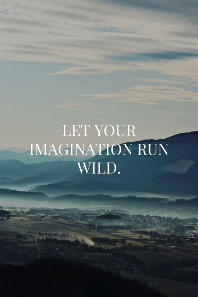 most inspiring quotes on imagination