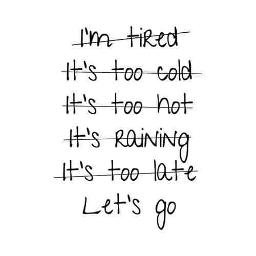 motivational quotes on training