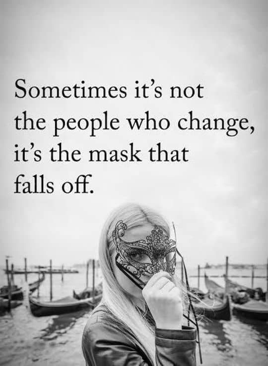 people change quotes mask off