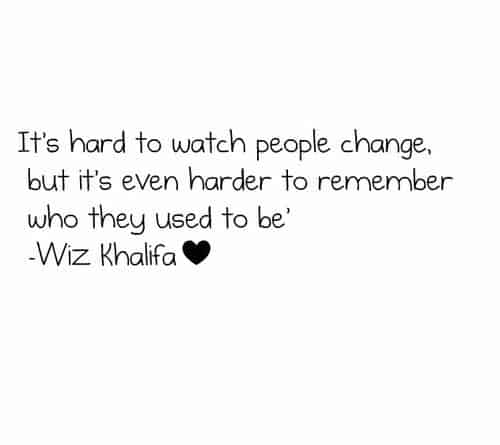 people change quotes relationship