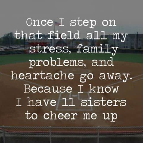 quotes on softball