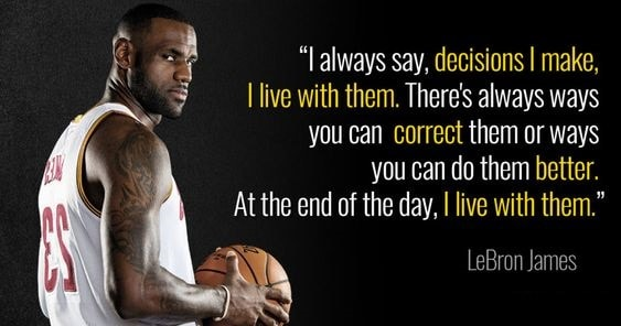 top lebron james quotes