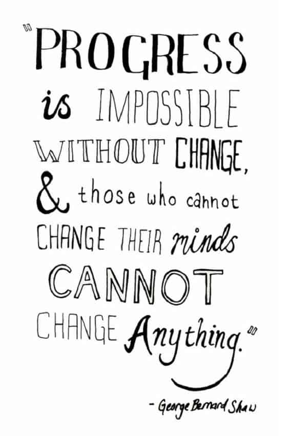 top people change quotes
