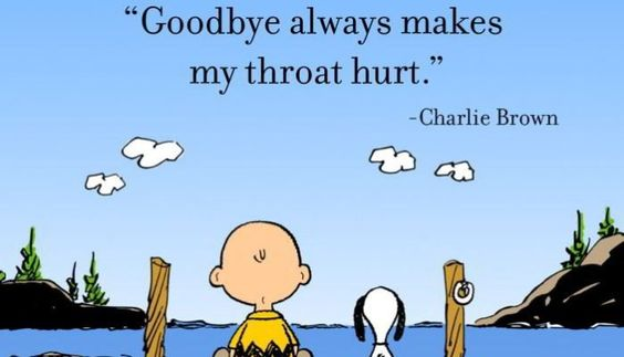 touching goodbye quotes