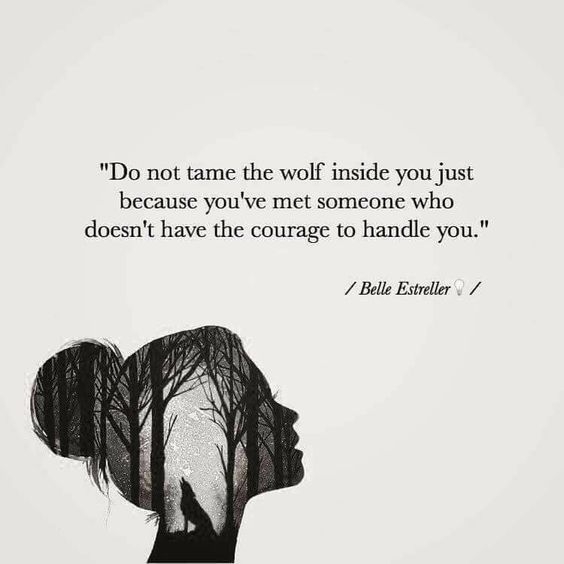 wolf love quotes