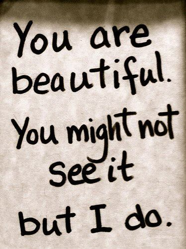 you are beautiful quotes and sayings